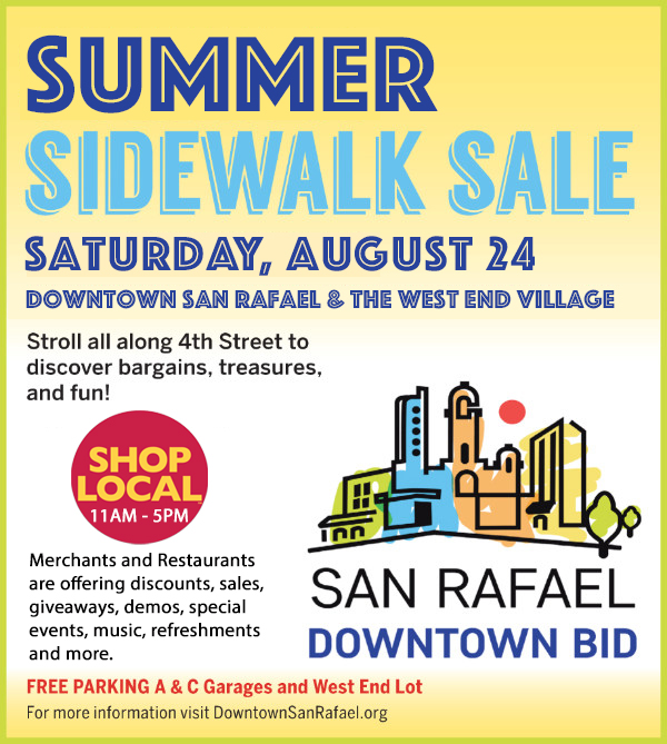 August 2019 Sidewalk Sale
