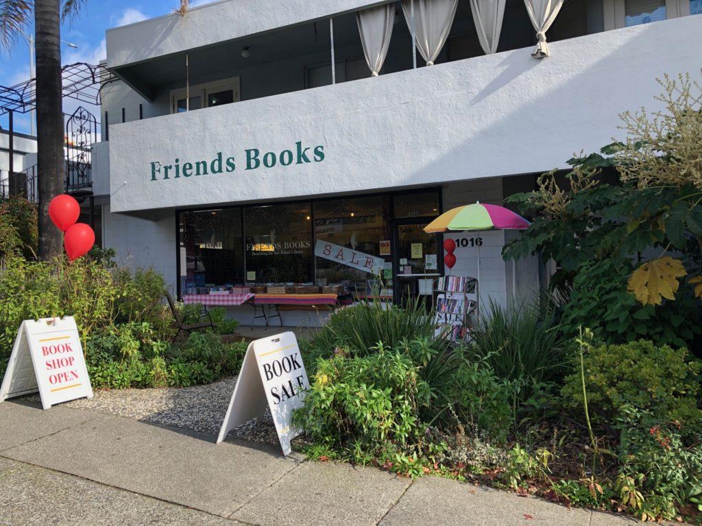 Friends Books, San Rafael