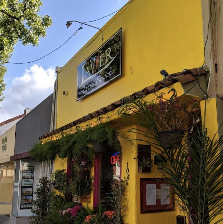 LaVier Latin Fusion Restaurant
