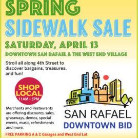 Spring 2019 SidewalkSale